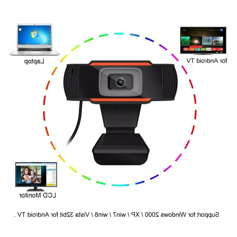 Webcam Camera USB PC Youtube Gamer