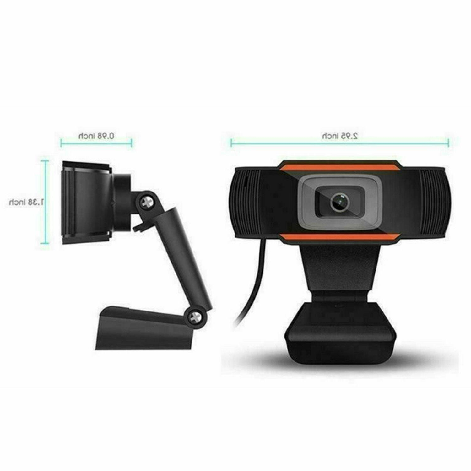Webcam Camera USB Video For PC Computer Youtube Gamer
