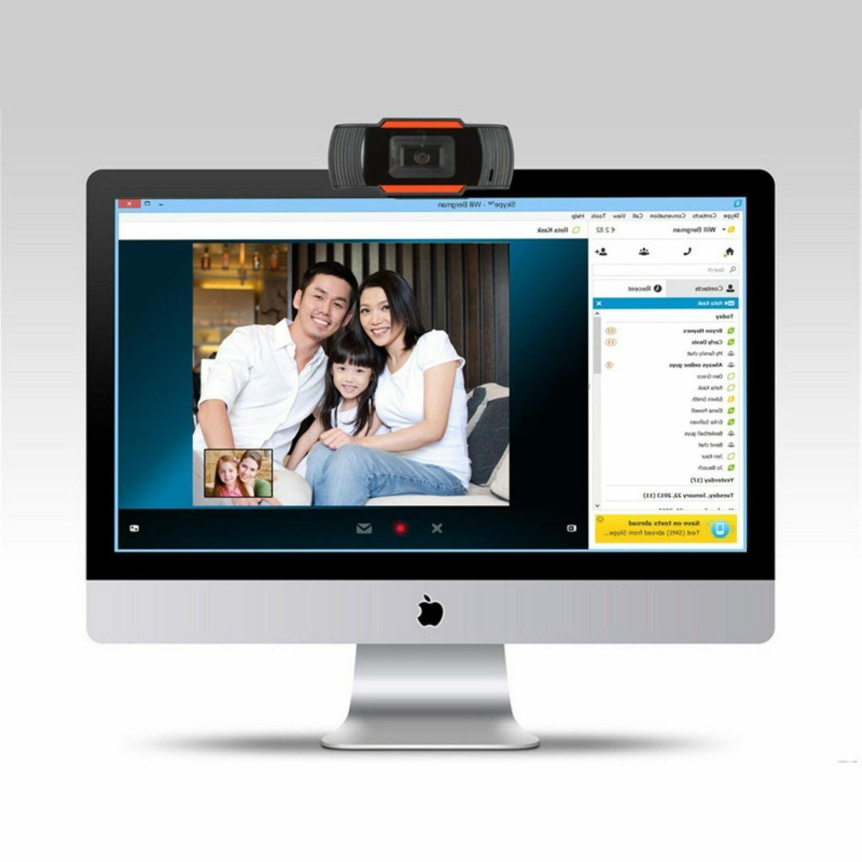 webcam 1080p hd camera usb video microfone