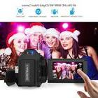 WiFi 4K Ultra HD 16X 1080P 48MP Zoom Digital Video Camera Ca
