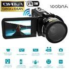 WiFi FHD 1080P 24MP 16X ZOOM Wide Angle Digital Video Camera