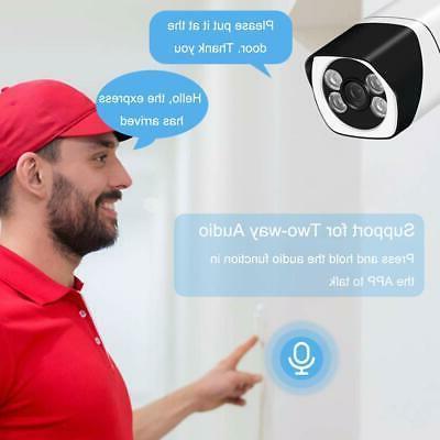 WiFi Wireless HD Security IP Camera CCTV Outdoor