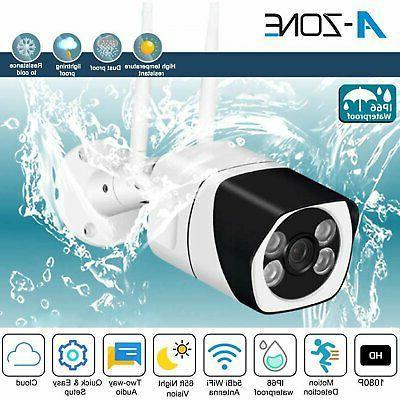 wifi wireless 1080p hd security ip camera