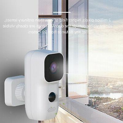 Wireless Security Indoor 155°