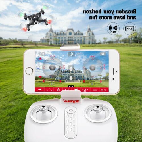 Syma X21W FPV Mini Drone With Live