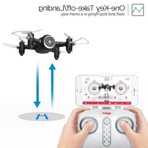 Syma X22W RC Drone HD Camera Wifi 4CH Gyro