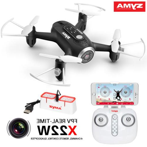 x22w rc quadcopter wifi hd camera 2