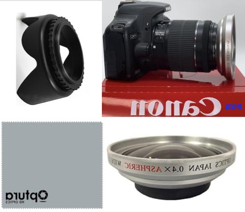 x40 210hd dedicated fisheye wide angle lens