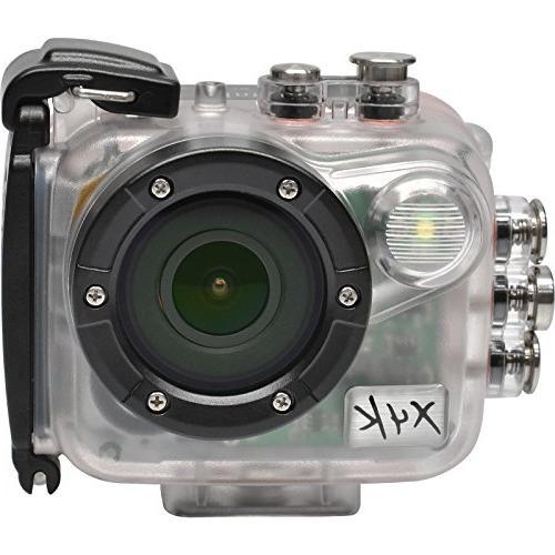 Intova X4K Marine-Grade 4kp 30fps HD Video Diving Camera wit