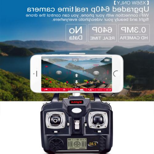 Syma Folding X56 4CH Drone