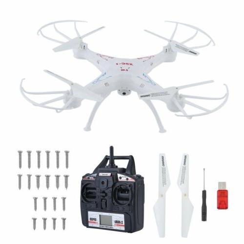 X5C-1 6-Axis Gyro Quadcopter Drone 2.0MP Camera