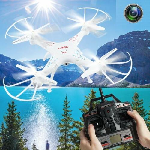 X5C-1 Explorers 2.4Ghz 6-Axis RC Drone w/ 2.0MP Camera US