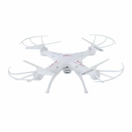 X5C-1 2.4Ghz 6-Axis Gyro Quadcopter Drone w/ 2.0MP HD Camera