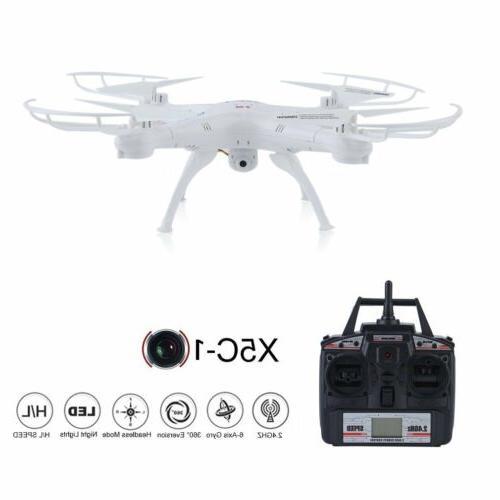 X5C-1 6-Axis Gyro Drone w/ Camera