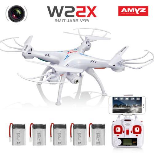 x5sw 2 4g rc drone with wifi