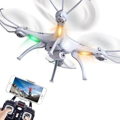 Explorers 2.4Ghz Quadcopter Drone with HD Camera.