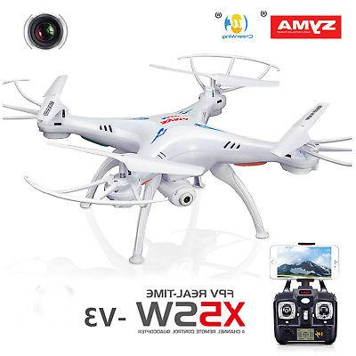 Syma Explorers Quadcopter Camera.