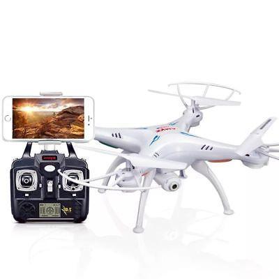 Syma Wifi Explorers 4CH Quadcopter Drone with Camera