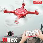 Syma X5UW 2.4G 4CH FPV RC Quadcopter Drone with 720P HD Wifi