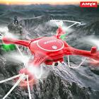Syma X5UW Altitude Hold RC Quadcopter FPV Drone with HD WIFI