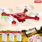 Syma X5UW Wifi HD Camera FPV Drone with Gyro Live Video 2.4G