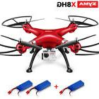 Syma X8HG 2.4G 8.0MP Camera Hovering Drone with 6-Axis Gyro