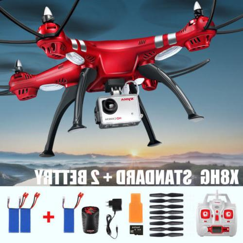 x8hg 4ch rc quadcopter 8mp hd camera