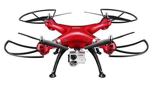 x8hg with 8mp hd camera altitude hold
