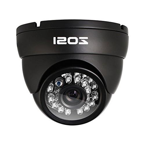 ZOSI HD 1000TVL Security Camera Vision 24 IR Weatherproof Lens Metal CCTV Camera
