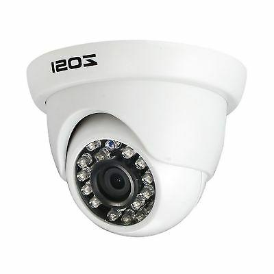 "ZOSI HD 1/4"" Waterproof Home Security Night"