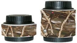LensCoat Canon Extender Set Lens Cover sleeve  camouflage ne
