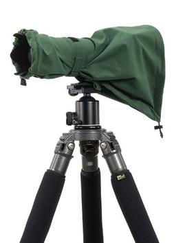 LensCoat LCRSMGR RainCoat RS for Camera and Lens, Medium