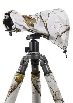 LensCoat LCRSMSN RainCoat RS for Camera and Lens, Medium