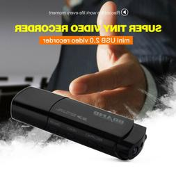 Micro Lens HD Security Cameras Mini USB Portable Safe Webcam
