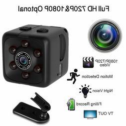 Mini Camera Spy Cameras SQ11 Full HD 1080P Camcorder with Ni