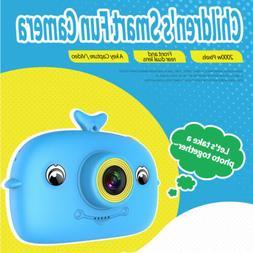 Mini Digital Camera Toys Kids 2 Inch HD Screen Photography C