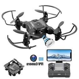 Mini Drone 4DRC-V2 Selfie WIFI FPV With HD Camera Foldable A