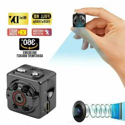 Mini Hidden Spy Camera Wireless HD 1080P Digital Video Motio