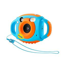 AMKOV Mini Kids Camera With 1.77 Inch Color Display 500 Mill