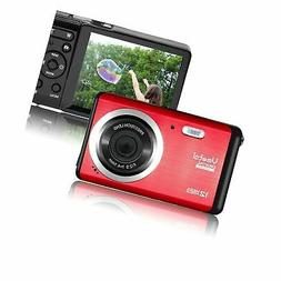 Mini Digital Camera,Vmotal 3.0 inch TFT LCD HD Digital Camer
