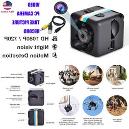 mini smart 1080p hd camera night vision