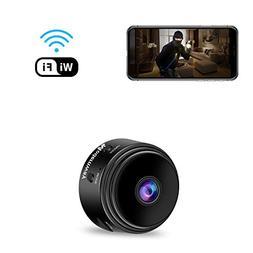 Mini Spy Camera WiFi Hidden Camera, Modernway 1080P Wireless