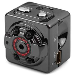 econoLED Mini Camera SQ8 Mini DV Camera 1080P Full HD Car DV