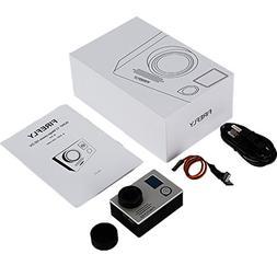 Bangcool 12MP 1080P Mini HD Camera Vision Camera WiFi Waterp