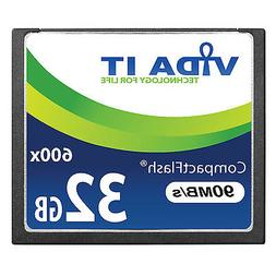 New 32GB High Speed CF Compact Flash Memory Card Support MWD