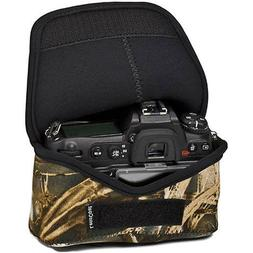 NEW LENSCOAT BODYBAG REALTREE MAX-4 HD SLR & DSLR CAMERAS SH