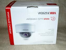 New HIKVISION DS-2DE3304W-DE 3MP Mini PTZ 4X Zoom Dome Netwo