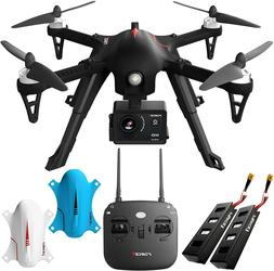 NEW Force1 F100 Ghost Long Range 1080p HD Camera Drone w/ Br