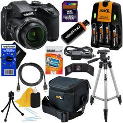 Nikon COOLPIX B500 Wi-Fi, NFC Digital Camera w/40x Zoom & HD