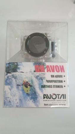 Intova Nova Floating Waterproof 1080p HD Video Camera